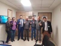 BEL FITIĞI - Irak'tan Gaziantep'e Geldi Bel Fıtığından Kurtuldu