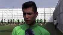 KAYACıK - Konyaspor'da Başakşehir Maçı Hazırlıkları