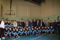 ŞENOL TURAN - Oltu'da Trabzonspor Futbol Okulu Açıldı