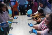 Özel Çocuklar, Otizm Farkındalık Günü'nde Doyasıya Eğlendi