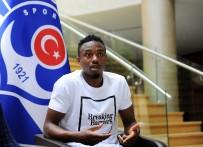 YOUNES BELHANDA - Koita Açıklaması 'Diagne İle İlgili Endişem Yok, Galatasaray'da Başarılı Olacaktır'