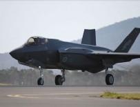 ARIZONA - Pentagon'dan Türkiye'ye yönelik F-35 kararı