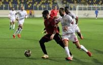 BOLUSPOR - Spor Toto 1. Lig Açıklaması Gençlerbirliği Açıklaması 1 - Boluspor Açıklaması 1