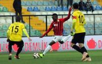 UYGAR MERT ZEYBEK - Spor Toto 1. Lig Açıklaması İstanbulspor Açıklaması 2 - Eskişehirspor Açıklaması 1
