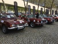 5'İnci Mercedes-Benz Bahar Rallisi Başladı
