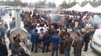 TÜRKİYE - 500 Kilogram Cağ Kebabı Halka Dağıtıldı