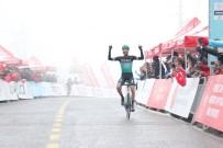 55. Cumhurbaşkanlığı Türkiye Bisiklet Türkiye Turu Bursa-Karatepe Etabı Tamamlandı