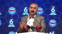 HRISTIYANLıK - Adalet Bakanı Abdulhamit Gül Açıklaması 'Teröre Karşı Tüm İnsanlık El Birliğiyle Ortak Bir Şekilde Mücadele Etmelidir'