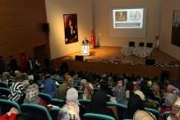CUMHURBAŞKANLIĞI - Ağrı'da 'Prof. Dr. Fuat Sezgin Ve İslam Bilim Tarihi' Paneli