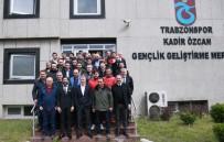 SEMPATIK - Ahmet Ağaoğlu Açıklaması 'Trabzonspor Ruhu, Trabzonspor'un İlke Ve Ülküsüne Bağlı Futbolcular Yetiştireceğiz'