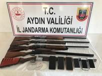 ADLİ KONTROL - Aydın'da Jandarmadan Gasp Çetesine Operasyon Açıklaması 5 Gözaltı