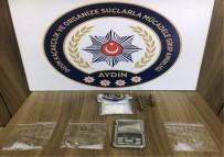 UYUŞTURUCU - Aydın'da Uyuşturucu Operasyonu Açıklaması 4 Gözaltı