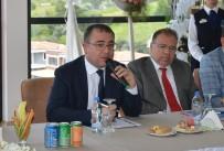 VALİ YARDIMCISI - Aydın İl Turizm Koordinasyon Toplantısı Kuşadası'nda Yapıldı