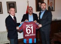BELEDİYE BAŞKANI - Başkan Ağaoğlu'ndan Başkanlara Ziyaret