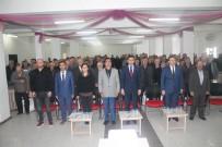 TARıM - Bilecik'te 'Kiraz İhracatı Bilgilendirme Toplantısı' Yapıldı