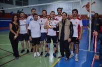 JANDARMA KOMUTANI - Bozyazı'da Kurumlar Arası Voleybol Turnuvası Sona Erdi
