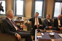 İHLAS - Bursa Heyetinden Gaziantep Çıkarması