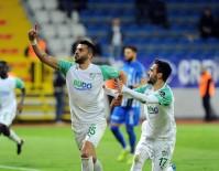 TİMSAH - Bursaspor Penaltı Şansızlığını Kırdı