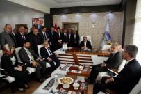 ALLAH - Büyükşehir Belediye Başkanı Büyükkılıç'tan Başkan Cabbar'a Ziyaret