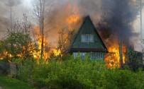 RUSYA DEVLET BAŞKANı - Çin'de Başlayan Orman Yangını Rusya'ya Sıçradı