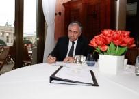 SİZCE - Cumhurbaşkanı Akıncı'dan Rum Lidere Tepki