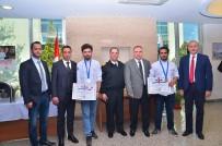 ÖĞRENCİLER - Didim'deki Üniversiteli Aşçılar Yarışmadan Madalyalarla Döndü
