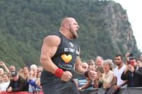 YARIŞ - Dünyanın En Güçlü Adamları Alanya'da Yarışıyor