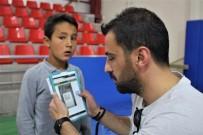 ÖĞRENCİLER - Geleceğin Olimpiyat Şampiyonları Keşfediliyor