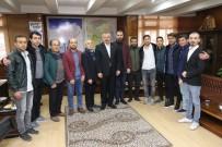 ALMANYA - Hamit Kılıç, İstanbul Genç Bafralılar Derneği'ni Ağırladı