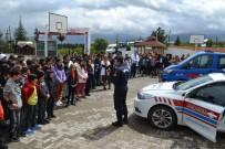 JANDARMA KOMUTANLIĞI - Jandarmadan Öğrencilere Trafik Eğitimi