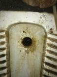 Jandarmayı Gördü, Esrarı Tuvalet Deliğine Attı