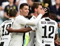 KENDİ KALESİNE - Juventus üst üste 8. kez şampiyon