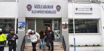 UYUŞTURUCU - Kablo Hırsızlarına Polisten Suçüstü