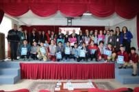 İL MİLLİ EĞİTİM MÜDÜRÜ - Kütahya'da Matematik Proje Yarışması