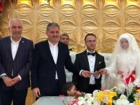 AHMET ÇAKıR - Malatyalı Gazeteci Sezai Erhan'ın Mutlu Günü