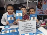İŞİTME ENGELLİ - Minik Yazarlar Onkoloji Hastaları Yararına Kitap Yazdı