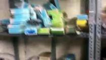 KAÇAK - Nargile Tütünü Kaçakçılığı Yapan En Büyük Suç Örgütüne 11 İlde Eş Zamanlı Operasyon Açıklaması 56 Gözaltı