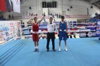 TÜRKİYE - Okul Sporları Gençler-B Türkiye Boks Şampiyonası Mersin'de Yapıldı