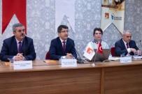 AHMET YESEVI - Orta Asya'dan Günümüze Türk Erenleri Konuşuldu
