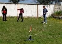 ÖĞRENCİLER - Roketçiler Derece İçin Yarıştı