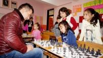 ÖĞRENCİLER - Sarıgöl'de Satranç Turnuvası
