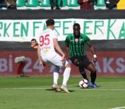 BÜLENT YıLDıRıM - Spor Toto Süper Lig Açıklaması Akhisarspor Açıklaması 1 - Antalyaspor Açıklaması 2 (Maç Sonucu)