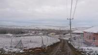 Sungurlu'da Nisan Karı Şaşırttı