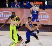 PANATHINAIKOS - THY Euroleague Play-Off Serisinde İlk İki Maçlar Sona Erdi