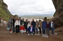 TÜRKMENISTAN - Türk Dünyasından Turizm Fakültesi Akademisyenleri İnönü'yü Gezdiler