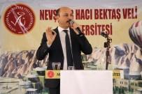 İL MİLLİ EĞİTİM MÜDÜRÜ - Türk Eğitim-Sen Genel Başkanı Talip Geylan, 'Çalışanların İnsanca Yaşayabileceği Bir Ücret İstiyoruz'
