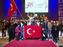 TÜRKİYE - Ukrayna'da Yarışan Türk Kuaförler Dünya Üçüncüsü Oldu
