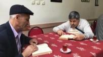 FARKıNDALıK - 1 Saat Kitap Okuyana Çay Ve Kahve Bedava