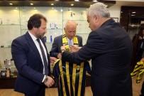 Mehmet Yiğiner - Ankaragücü'nden Fethi Yaşar'a Ziyaret