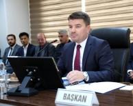 Başkan Dinçer, İlk Meclis Toplantısını Gerçekleştirdi